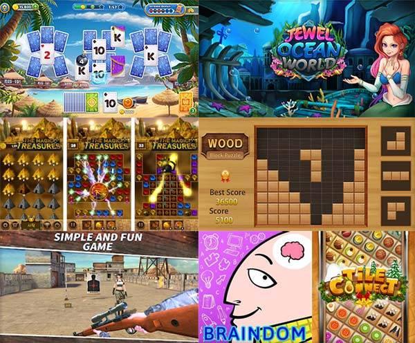Jocuri pe mobil Google Play
