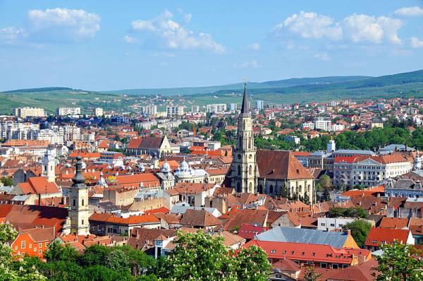 Orasul Cluj Napoca