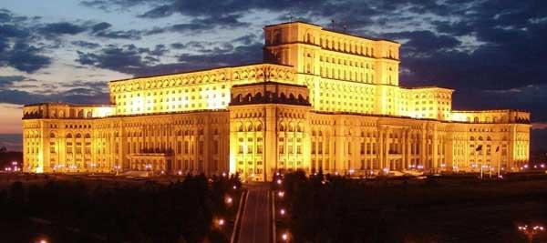 Palatul Parlamentului - Casa Poporului 2