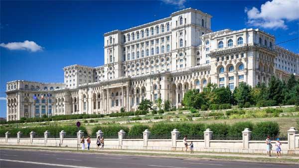 Palatul Parlamentului - Casa Poporului 5