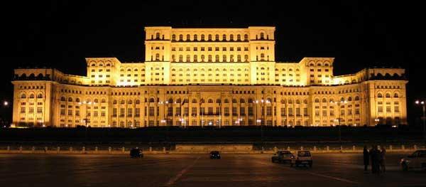 Palatul Parlamentului - Casa Poporului 6