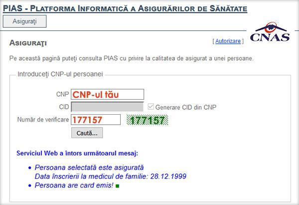 Verificare-asigurat-sanatate-(CASS)