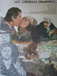 ALO, ATERIZEAZĂ STRĂBUNICA! (1981) - Comedie