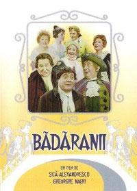 BĂDĂRANII (1960) - Comedie