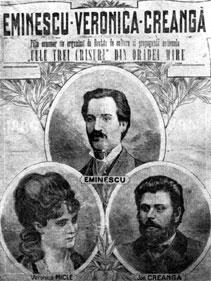 EMINESCU - VERONICA - CREANGĂ (1914) - Documentar