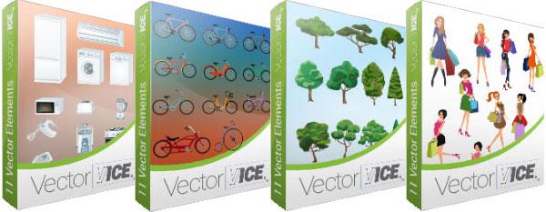 Elemente grafice vectoriale