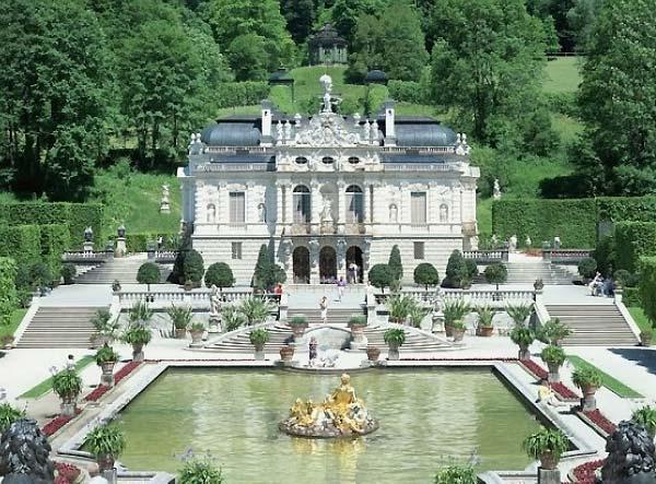 Castelul-Linderhof