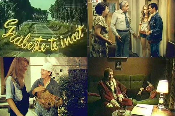 GRĂBEŞTE-TE ÎNCET (1981)
