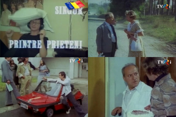 SINGUR PRINTRE PRIETENI (1979)