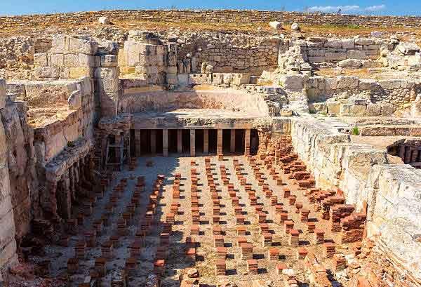 Parcul arheologic Kato din Paphos